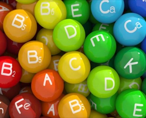 βιταμίνες και μέταλλα